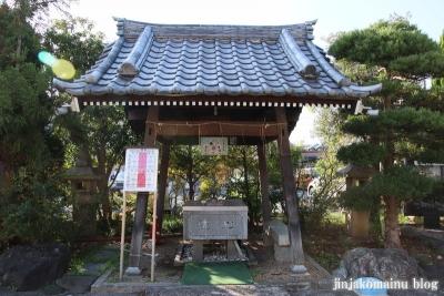 上千葉香取神社(葛飾区堀切)3