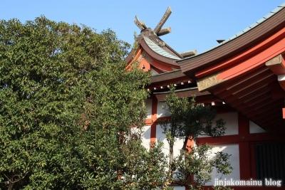 上千葉香取神社(葛飾区堀切)12