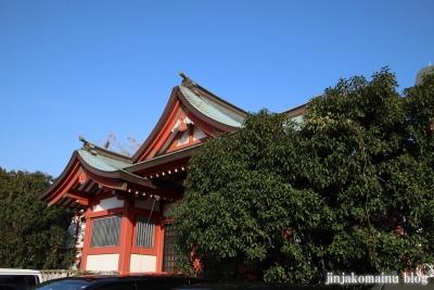 上千葉香取神社(葛飾区堀切)13