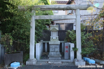 上千葉香取神社(葛飾区堀切)14