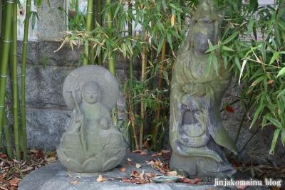 上千葉香取神社(葛飾区堀切)16