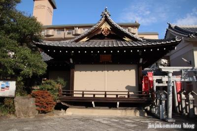上千葉香取神社(葛飾区堀切)17