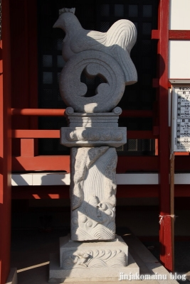 上千葉香取神社(葛飾区堀切)10
