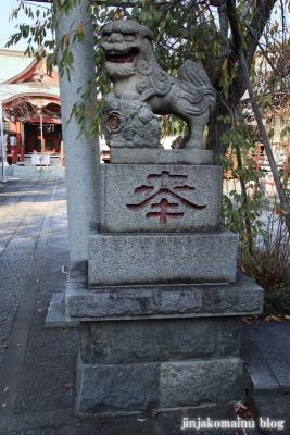 上千葉香取神社(葛飾区堀切)22
