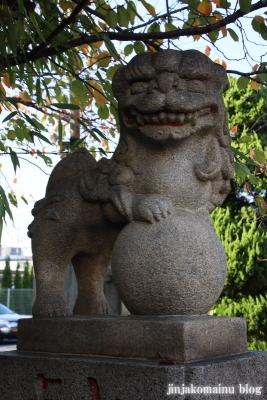 上千葉香取神社(葛飾区堀切)27