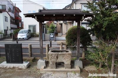 古内天祖神社(足立区鹿浜)3