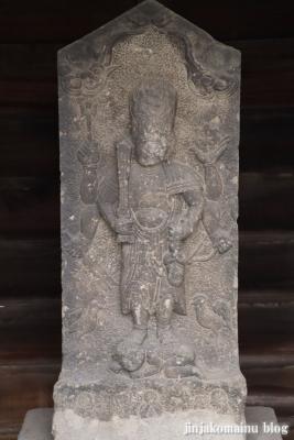 古内天祖神社(足立区鹿浜)7