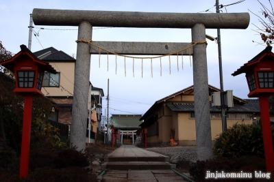 成増菅原神社(板橋区成増)5