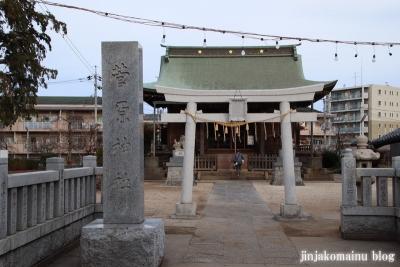 成増菅原神社(板橋区成増)6