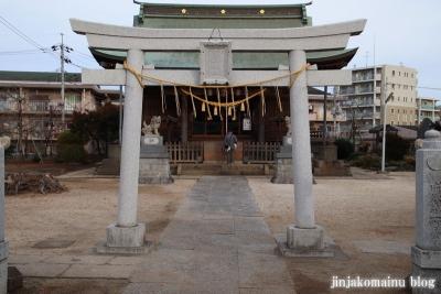 成増菅原神社(板橋区成増)8