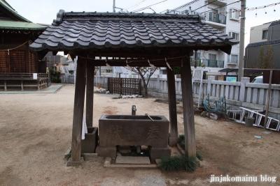 成増菅原神社(板橋区成増)10