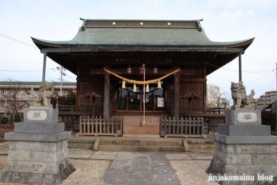 成増菅原神社(板橋区成増)14