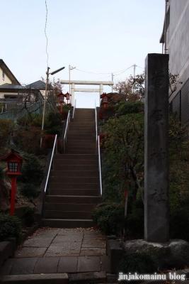 成増菅原神社(板橋区成増)1