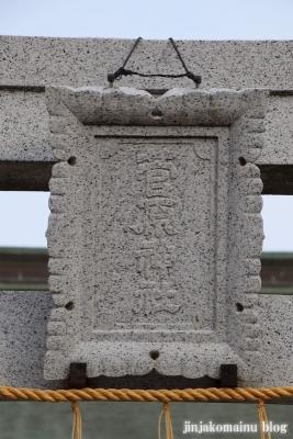 成増菅原神社(板橋区成増)9
