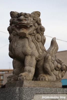 成増菅原神社(板橋区成増)12