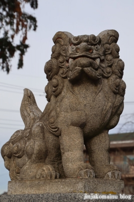 成増菅原神社(板橋区成増)13