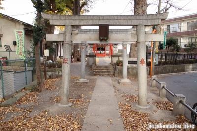 篠塚稲荷神社(板橋区赤塚)2