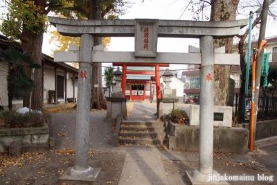 篠塚稲荷神社(板橋区赤塚)4
