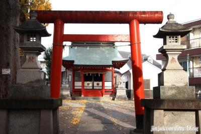 篠塚稲荷神社(板橋区赤塚)6