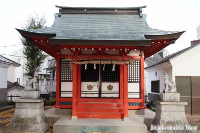 篠塚稲荷神社(板橋区赤塚)7