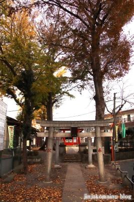 篠塚稲荷神社(板橋区赤塚)1