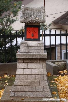 篠塚稲荷神社(板橋区赤塚)14