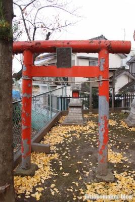 篠塚稲荷神社(板橋区赤塚)15