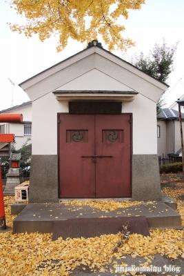 篠塚稲荷神社(板橋区赤塚)17