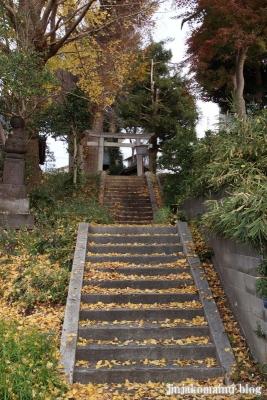 赤塚八幡神社(板橋区赤塚)1