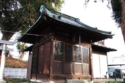赤塚八幡神社(板橋区赤塚)7