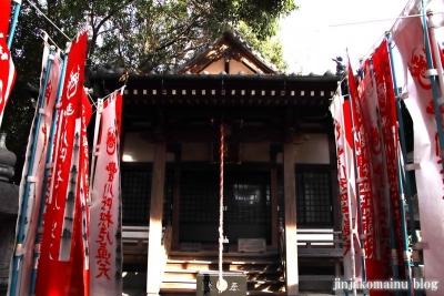 豊川荼枳尼天(板橋区赤塚)6