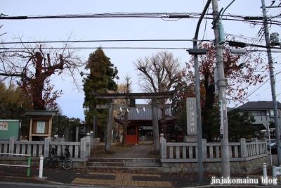 赤塚諏訪神社(板橋区大門)1