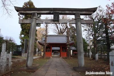 赤塚諏訪神社(板橋区大門)3
