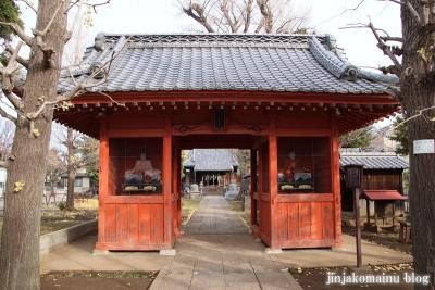 赤塚諏訪神社(板橋区大門)6