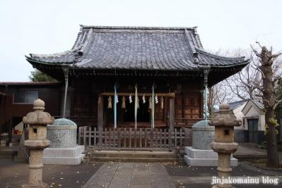 赤塚諏訪神社(板橋区大門)17