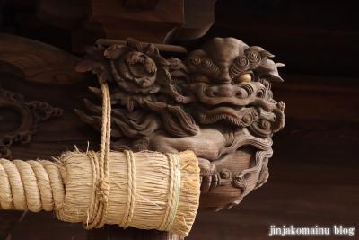赤塚諏訪神社(板橋区大門)18