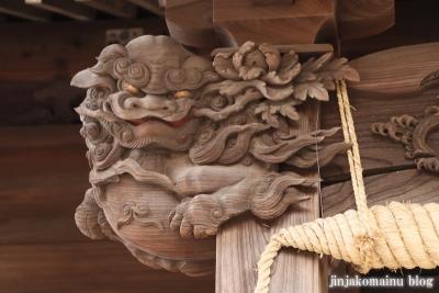 赤塚諏訪神社(板橋区大門)19