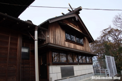 赤塚諏訪神社(板橋区大門)21