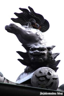 赤塚諏訪神社(板橋区大門)34