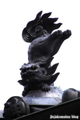 赤塚諏訪神社(板橋区大門)35