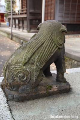 赤塚諏訪神社(板橋区大門)25