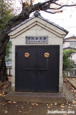 赤塚諏訪神社(板橋区大門)38