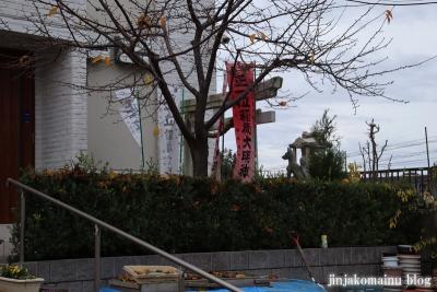 稲荷神社(板橋区徳丸)