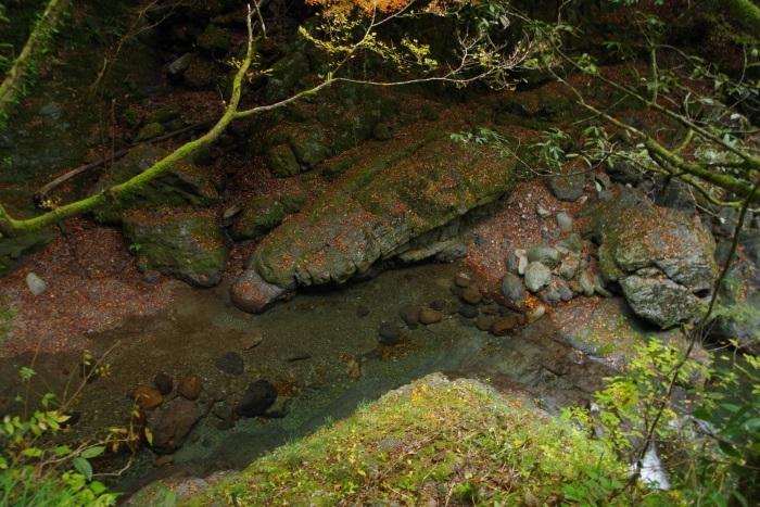 彩る木谷峡➆