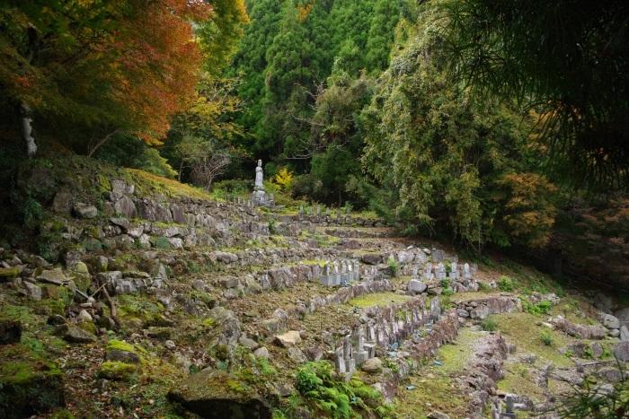 神上寺の仏達