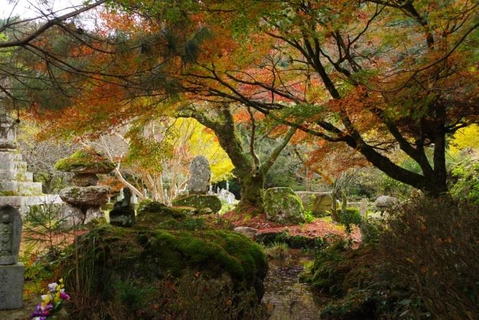 神上寺庭園