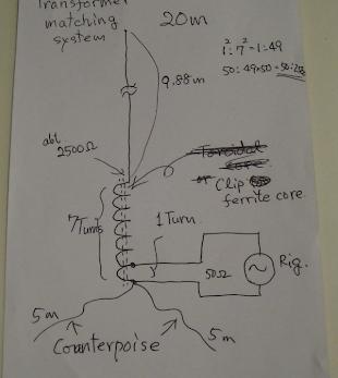 あぶさんEFHW/回路図