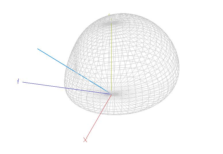 SnapMatchエレメント調整/斜め放射パターン