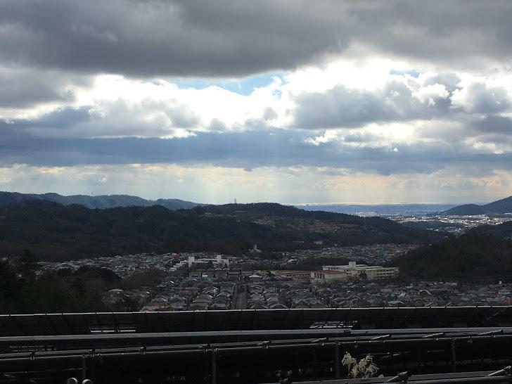 2019高代寺山/大阪湾
