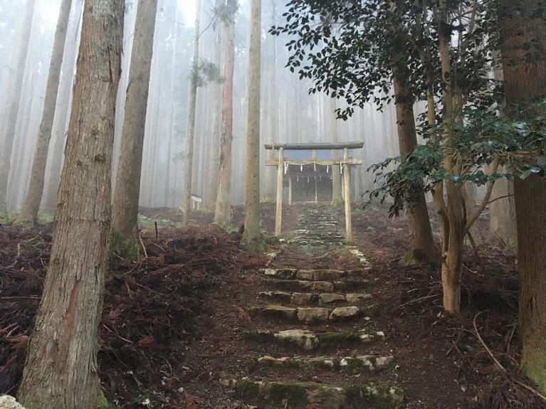 2019鹿倉山/熊野神社